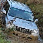 Toyota Ireland try the water splash with their fleet customers