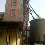 Distillery exterior