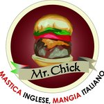 mr. chick logo