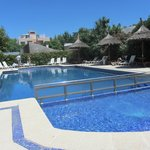 la piscina (climatizadad)
