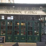 old town t stall