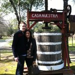 Casa Nuestra vineyard during our Platypus Tour