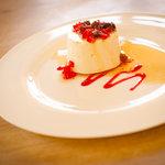 Iced Pomegranate Parfait