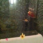Shower Area!