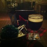 dark beer- testy