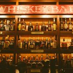 Over 115 Varieties of Whiskey