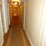 corredor do 23 andar