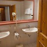 room 302, bathroom