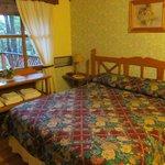 habitaciones confortables, amplias y luminosas
