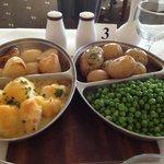Sunday Vegetables