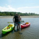 Kayaking through the mangroves with Pineapple Kayak Tours