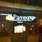 Pampa Arinsal resmi