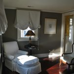 Seaview Suite sitting room
