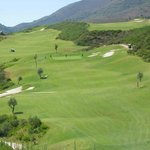 one of the 3 courses at La Cala