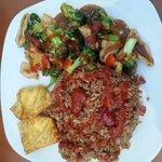 hunan style chicken