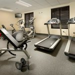 Don't break your work out routine while away from home; make use of our 24 hr fitness center.