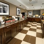 Start the day right with a free breakfast buffet served daily.