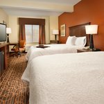 Enjoy clean and fresh bedding with each and every stay.