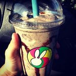 Dirty Bunni Smoothie!