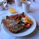 More yummy breakfast!