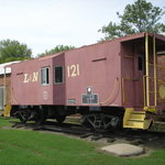 Cannonsburgh caboose