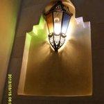 una delle varie lampade