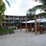 Flamingo Building / Oceana restaurant
