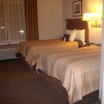 Room #409, Candlewood Suites, Santa Maria California