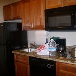 Kitchenette, Candlewood Suites, Santa Maria California