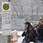 Berlin bei Schnee