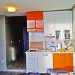 Small Kitchen set.