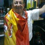 The Legend Juanito Euro 2012 Final Night