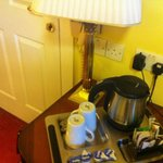 3rd floor room - tea and coffee maker