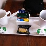 At Boot Inn in Worcester we had 8/10 pots daily and lots of teabags, coffee, s