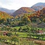 Stara Planina in de regio Babin Zub
