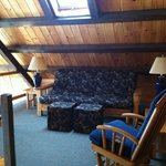 the loft in cabin 20