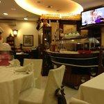 Reception/Dining area