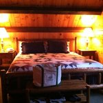 upstairs bedroom cabin 20