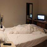 tamanho do quarto