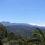 Die Berge von Acosta