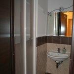 Sun Room bathroom