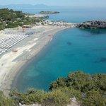 Spiaggia Capo Grosso, Marina di Camerota