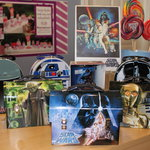 May the force be with you at Georgie Lou's!