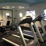Fitness center in Cabanas