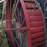 Waterwheel at the Osceola Mill