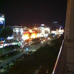 Balcony View (night)