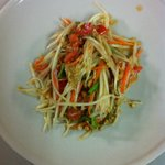 My Green Papaya Salad