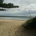 Tathra Beach Cafe view 2