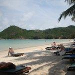 Strandabschnitt Resort
