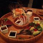 sushi dello chef